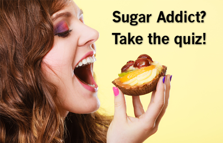 how do I know if I'm addicted to sugar?