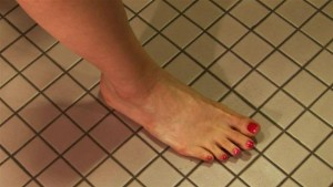 how to protect your feet when exercising