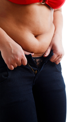 how to avoid middle aged weight gain