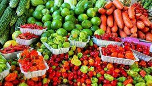 organic produce metabolism