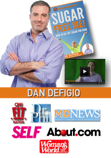 Dan DeFigio how to get off sugar diets don't work