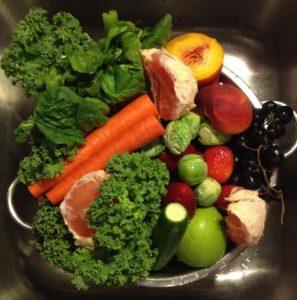 vegetables boost mood