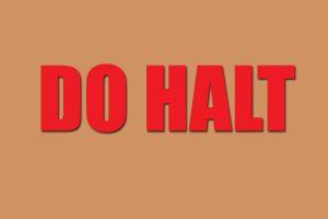 halt cravings