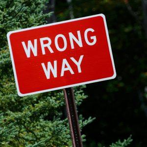 wrong way to build habits