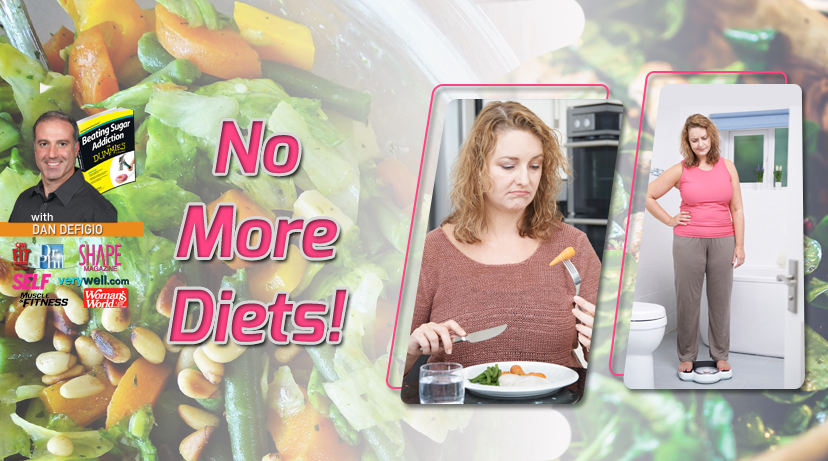 no more diets program
